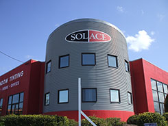 Solace commercial wall cladding