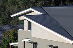 Colorbond Roof: Ironstone