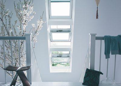 staircase-skylight